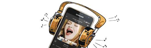 30 milionů skladeb ve vašem mobilu