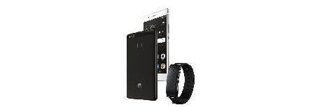 Huawei P9 lite s chytrým náramkem zdarma