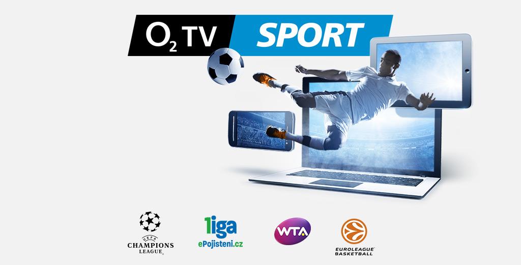 Sportovní stanice O2 TV Sport na 24 hodin