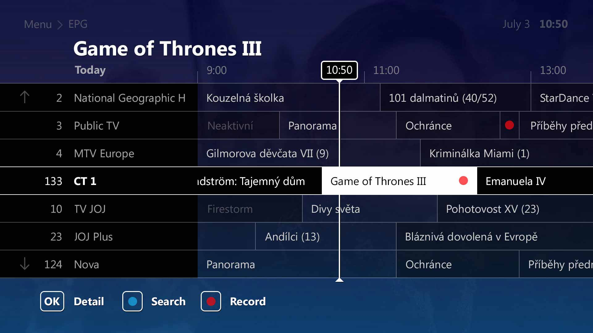 6525f9ef6 Výhody O2 TV, které jinde nenajdete